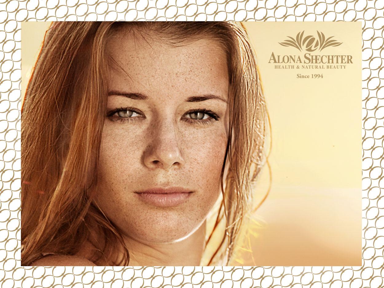 אלונה-שכטר-דוגמנית-לפיגמנטציה
